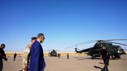 Al-Kadhimi arrives in Nineveh Governorate
