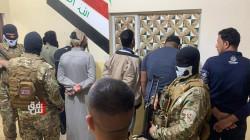 دەسگیرکردن چەن توومەتباریگ لە عراق