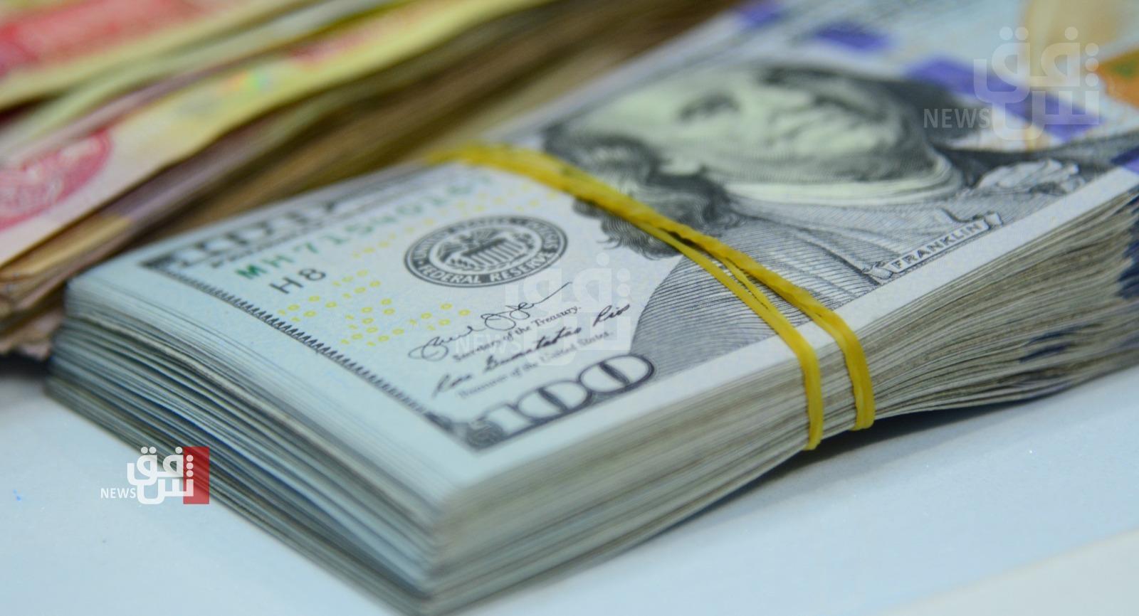 Dollar/Dinar rates drop in Baghdad 1629127159623