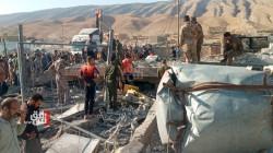 حزب العمال يعلن حصيلة قصف المشفى العسكري بسنجار