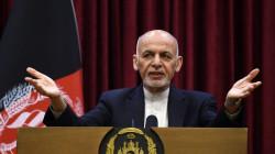 Afghan President emerges in UAE
