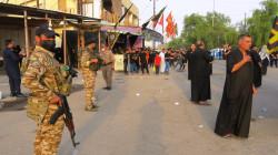 Security forces arrest a senior ISIS terrorist