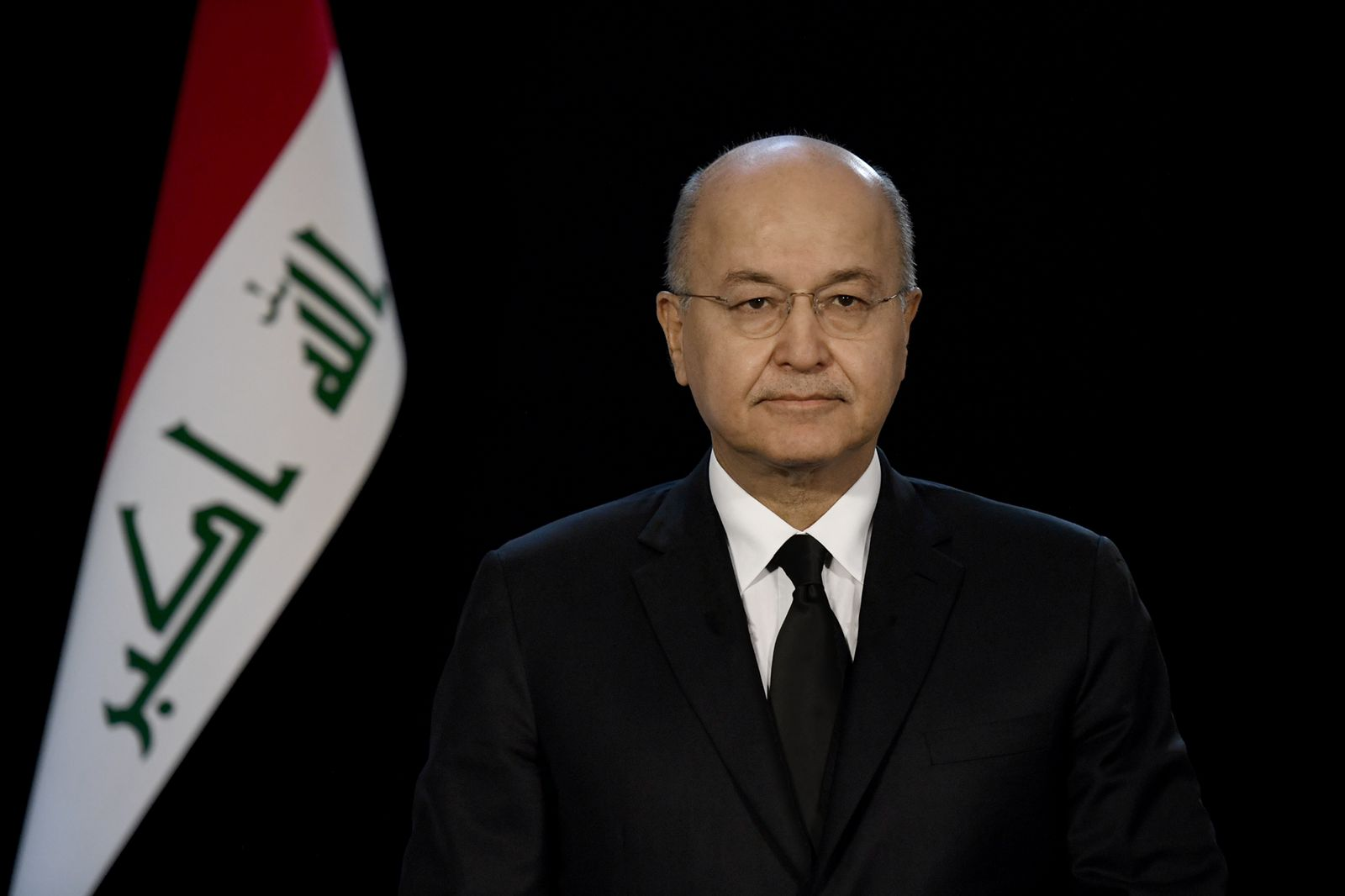 Saleh - Iraq is going through a watershed stage and elections are the peaceful path to change