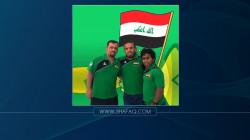 """العراق على موعد مع """"الأوسمة الملونة"""" في طوكيو 2020"""