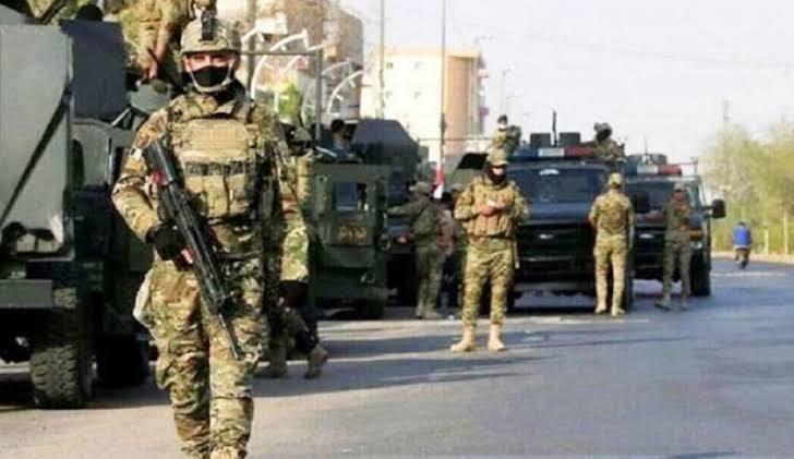 السلطات العراقية تعتقل 8 أشخاص تسللوا من سوريا