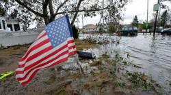 Two dead and 20 missing in North Carolina county flooded by Fred
