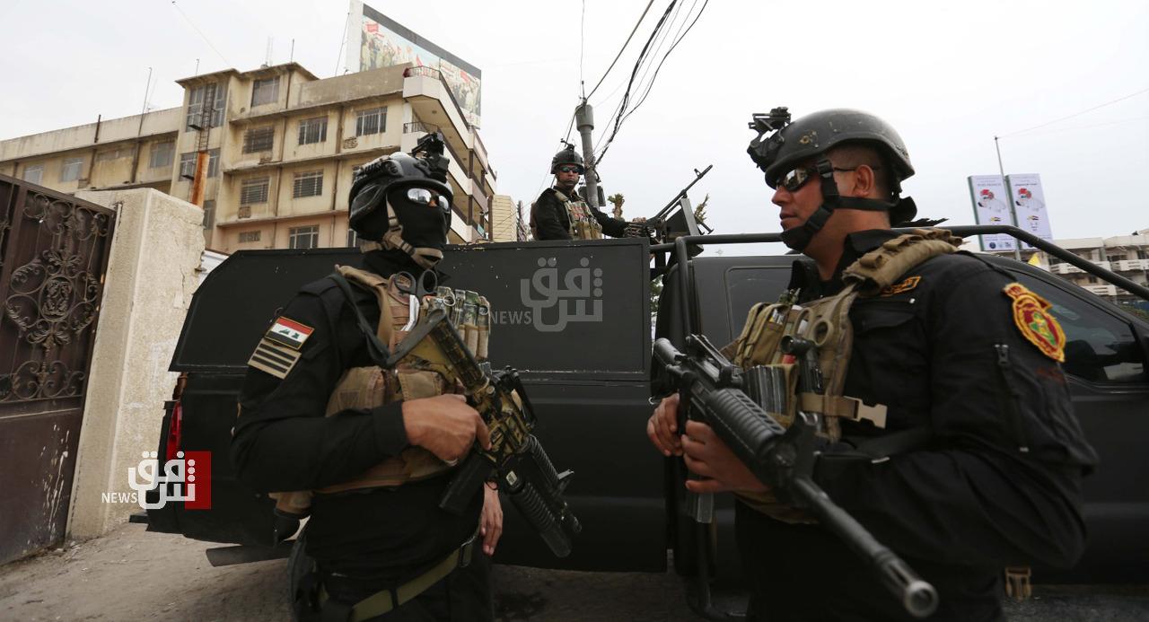 تفجير خمسة منازل مفخخة شمالي بغداد