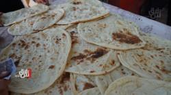 """أزمة """"خبز"""" تلوح في كوردستان.. صور"""