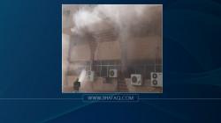 ذي قار.. حريق في مؤسسة حكومية يأتي على وثائق رسمية
