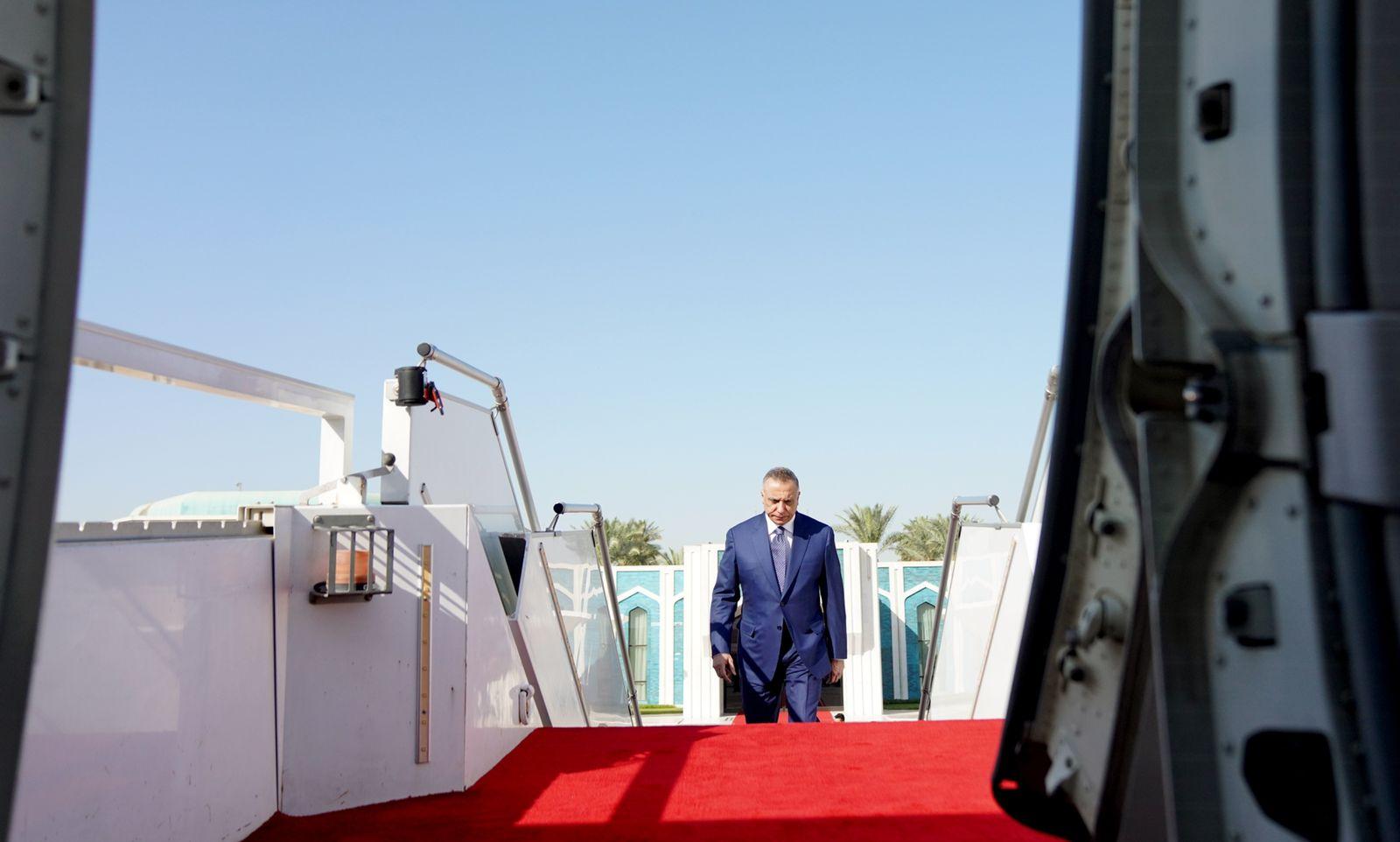 الكاظمي إلى الكويت ويعلن أبرز ملفات الزيارة