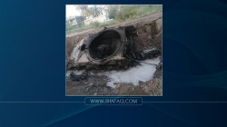Old tank explodes in Diyala