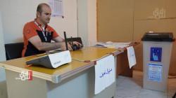 محاكاة تجريبية لأجهزة التصويت الانتخابية في السليمانية