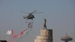 Iraqi airforces demolish an ISIS hideout, killing three in Saladin