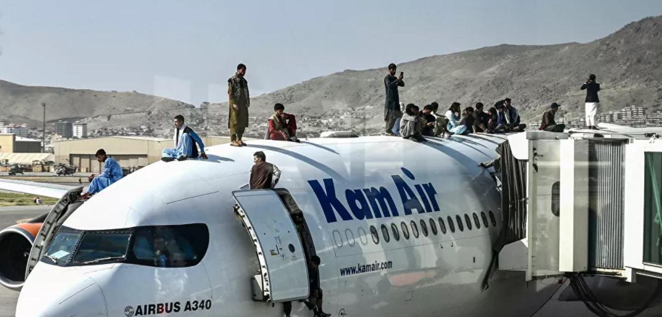 مجهولون يختطفون طائرة أوكرانية في أفغانستان ويتوجهون بها إلى إيران