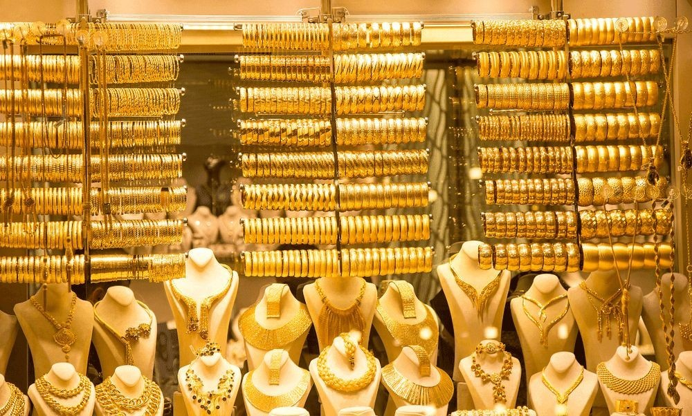 Gold prices drop in Iraq today