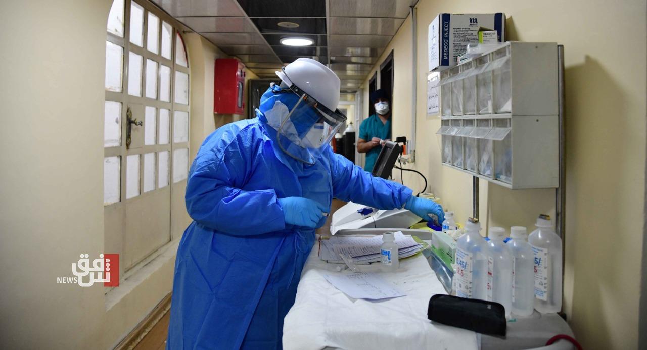 أكثر من 5000 إصابة جديدة و51 حالة وفاة بكورونا في العراق