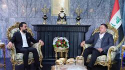 قيادي يرجح تشكيل تحالف سياسي بين الحلبوسي والخنجر بعد الانتخابات