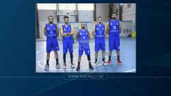 سلة الحشد تشارك في بطولة الأندية العربية في مصر