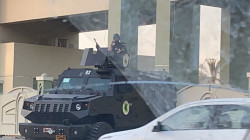 CTS deployed in downtown Baghdad in preparation for the Regional Summit