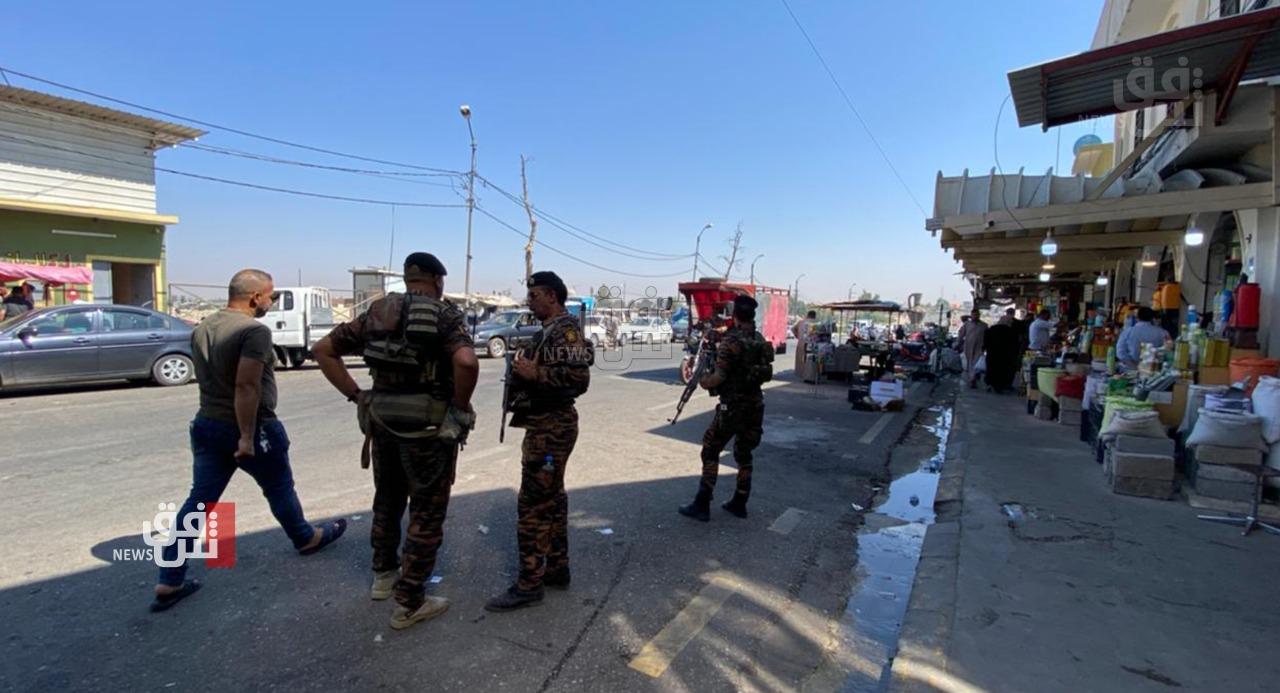 استنفار في الموصل استعداداً لزيارة الرئيس الفرنسي