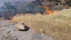 Turkish bombardment target a PKK vehicle in Duhok