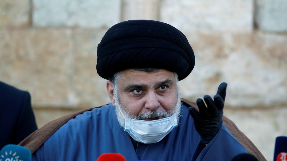 Al-Sadr retreats and announces his participation in the legislative elections