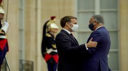 الرئيس الفرنسي يصل إلى بغداد وسط اجراءات أمنية مشددة