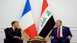 الكاظمي: فرنسا مهمة جدا للعراق .. ماكرون: يجب عدم التساهل مع داعش