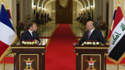 صالح: العراق وفرنسا يبرمان عقودا في الطاقة .. ماكرون: مايزال هناك إرهاب إسلامي