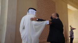"""لقاءات """"اماراتية مصرية قطرية"""" منفردة على هامش مؤتمر بغداد"""