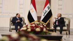 صالح: العلاقات العراقية - المصرية التاريخية تعزز أمن واستقرار المنطقة