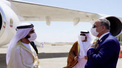 """UAE's Prime Minister arrives in Baghdad, """"the Capital of the world"""""""