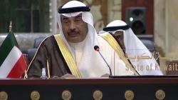 رئيس الوزراء الكويتي: المنطقة العربية لن تنعم بالاستقرار طالما يفتقدها العراق المقبل على مرحلة مصيرية