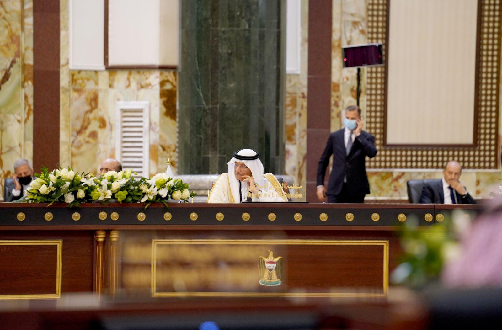 الأمين العام لمنظمة التعاون الإسلامي: العراق على أعتاب مرحلة جديدة تتطلب دعم الجميع
