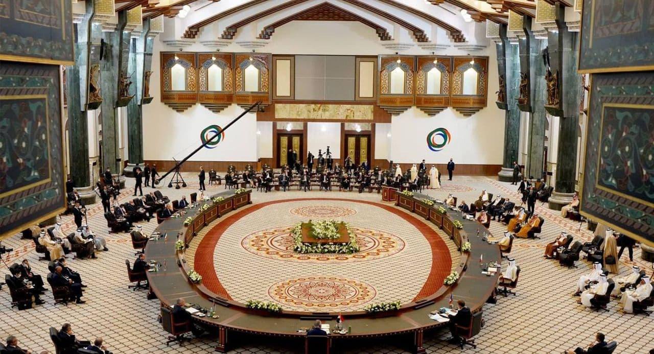 الإعلام الأمني: المشاركون في مؤتمر بغداد أكدوا دعمهم لأمن العراق وحفظ سيادته