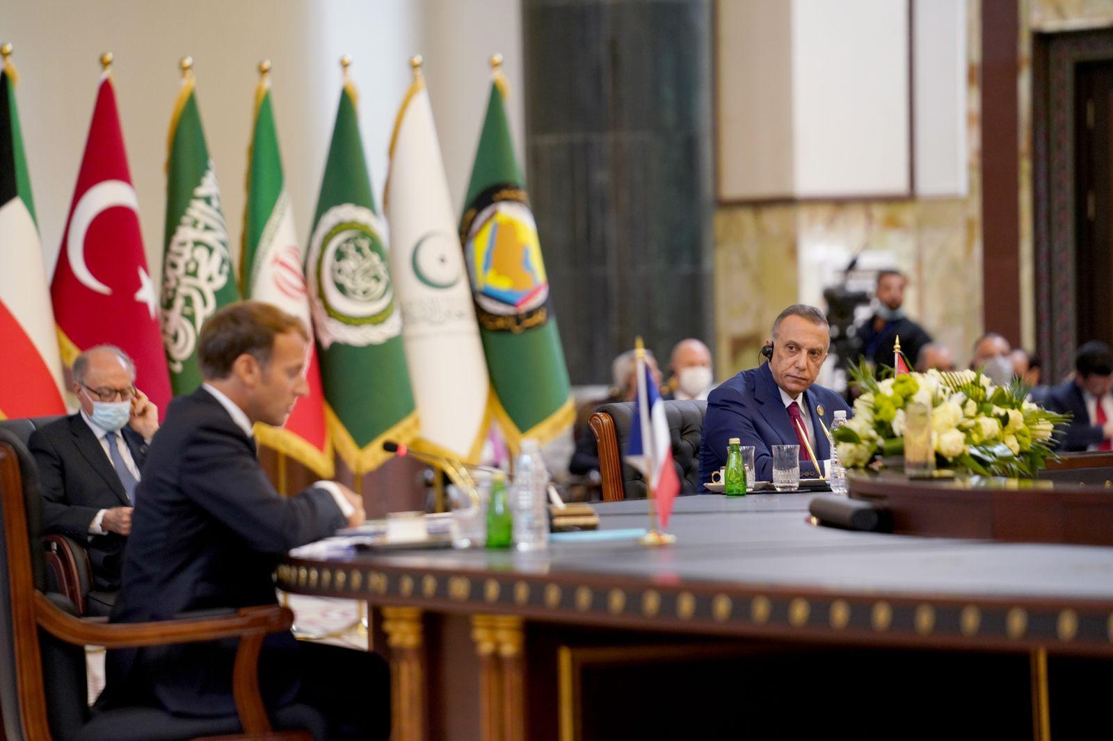 ترحيب دولي بمؤتمر بغداد واشادة بخطوات حكومة الكاظمي للتحديات المالية والاقتصادية