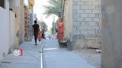 العراق يترقب منخفضاً جوياً تنتهي معه درجات الحرارة اللاهبة