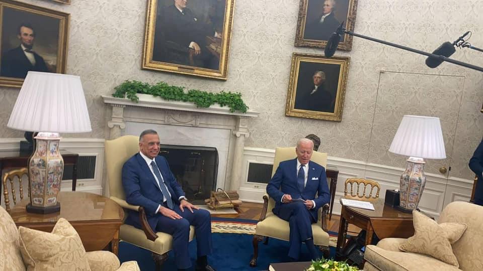 U.S. President congratulates Iraq on the successful hosting of Baghdad's Summit