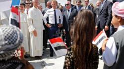 إيران لماكرون: لولانا والمقاومة لما زرت الموصل