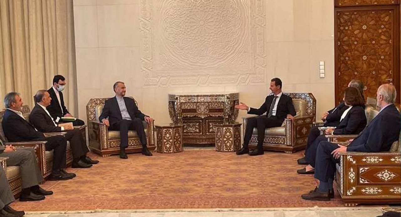 إيران: للعراق وسوريا دور مهم في دعم التسهيلات الإقليمية الجديدة