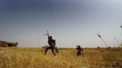 ISIS terrorists attack the house of a clan leader in Saladin