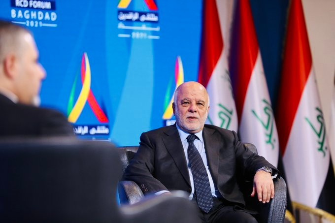 Al-Abadi - The region is on the verge of major collapses and we should not rely on others