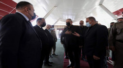 High-level security delegations visit Dhi Qar and al-Muthanna