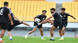 المنتخب العراقي يباشر تدريباته في سيئول استعداداً لمواجهة كوريا الجنوبية