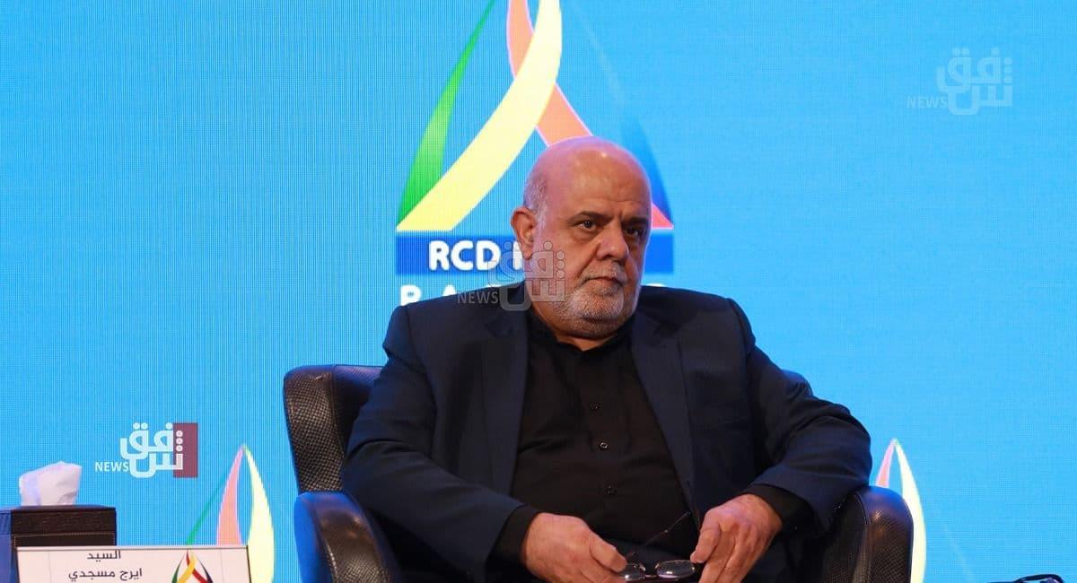 مسجدي: إيران تقف بقوة مع العراق ولدينا جولة مفاوضات رابعة مع السعودية