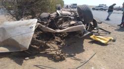 مصرع وإصابة 6 أشخاص في حادثي سير بواسط ونينوى