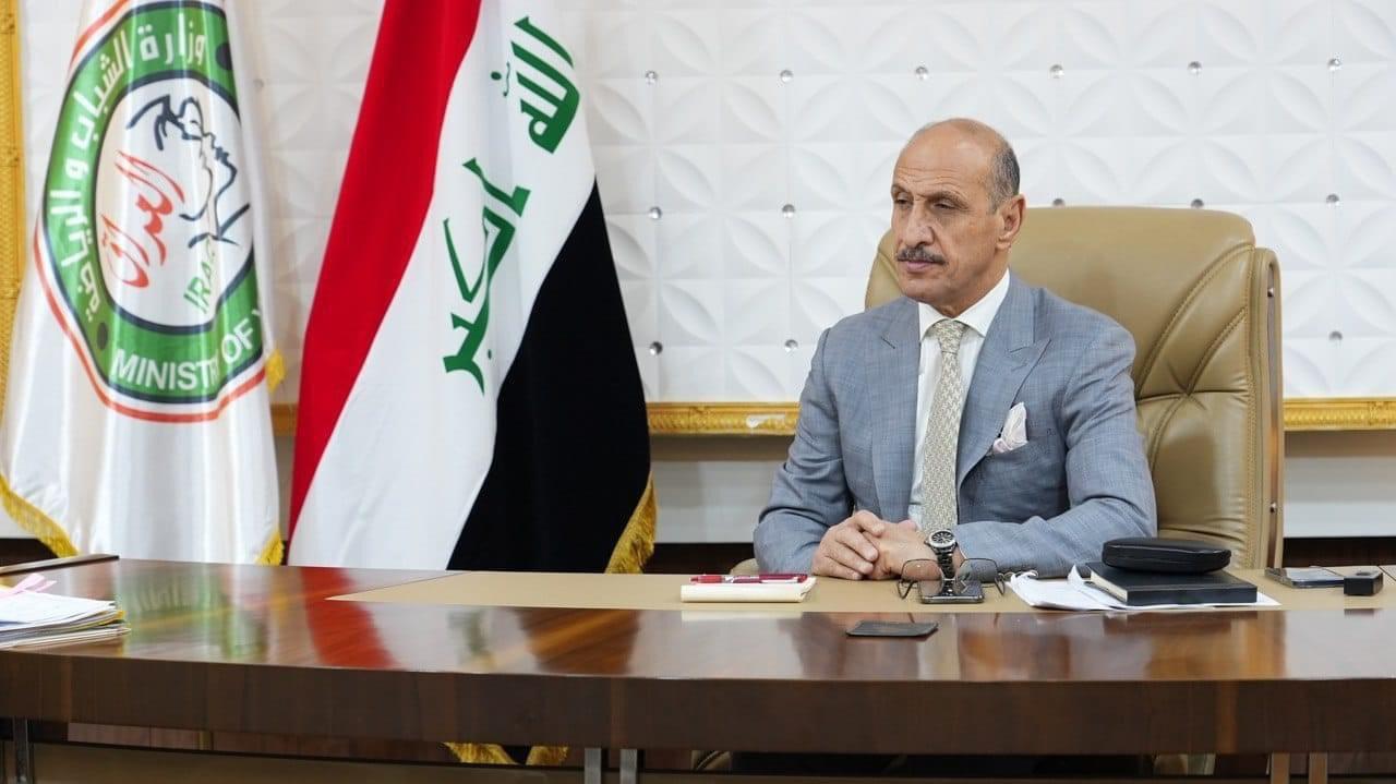 درجال يهاتف لاعبي واداريي المنتخب العراقي ويؤكد: الاسود سيستبسلون في موقعة سيئول