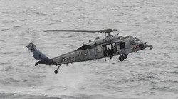 Search and rescue mission underway after US Navy helicopter crashes off San Diego coast