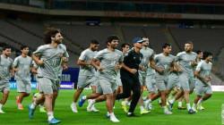 المنتخب العراقي ينهي تحضيراته لملاقاة كوريا الجنوبية غداً الخميس