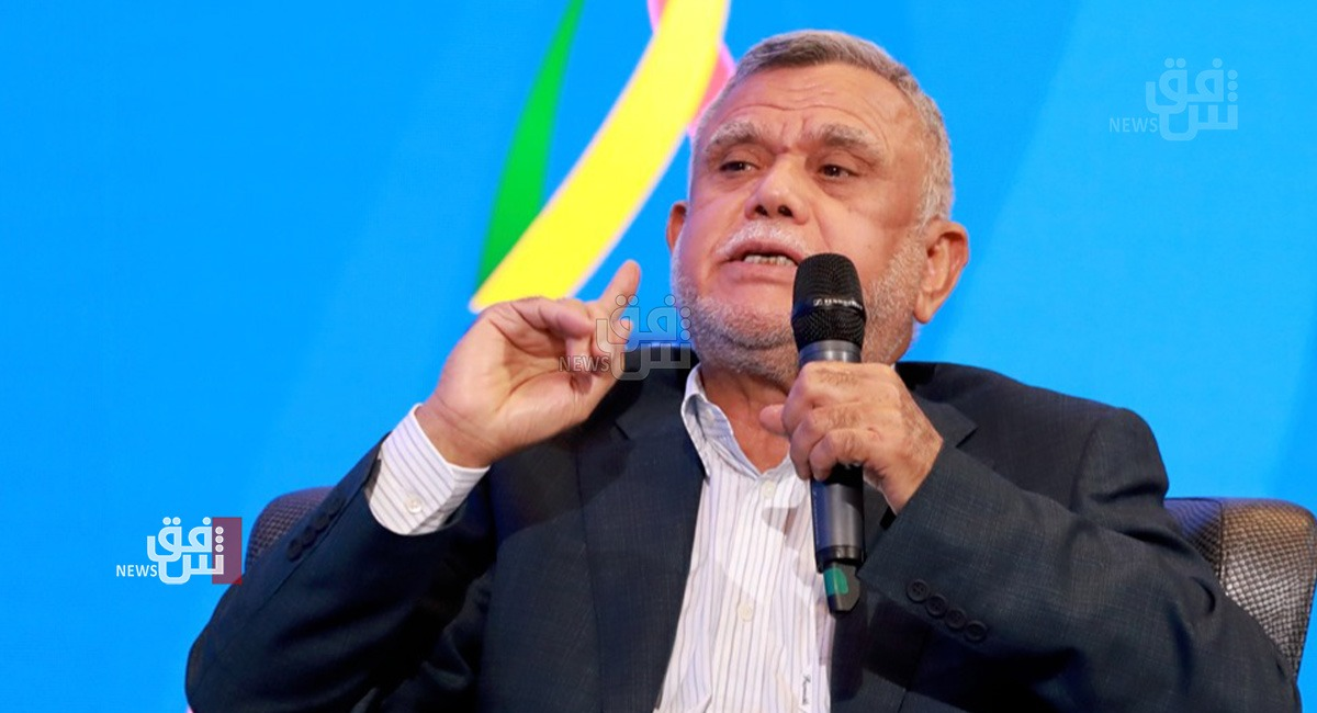 Al-Amiri to Shafak News - No US French or Turkish forces on Iraqi soil in 2022